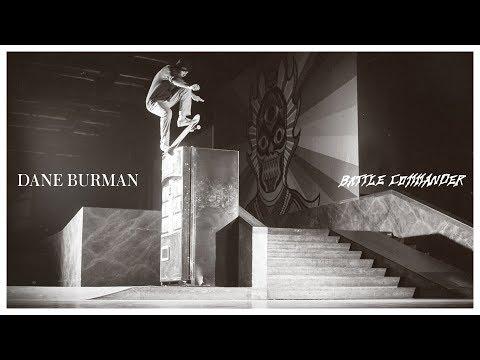 Dane Burman | Battle Commander
