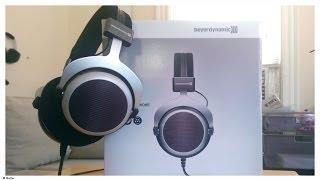 Beyerdynamic T90 Premium Headphone Review