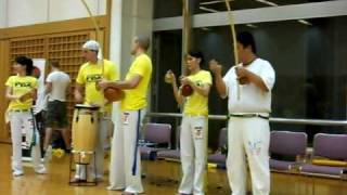 Capoeira Instruments being played