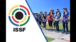 Skeet Women Final – 2018 ISSF World Cup in Guadalajara (MEX)