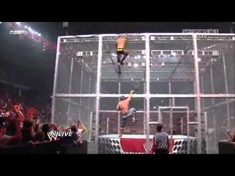 John Cena vs Randy Orton / Джон Сина против Ренди Ортона