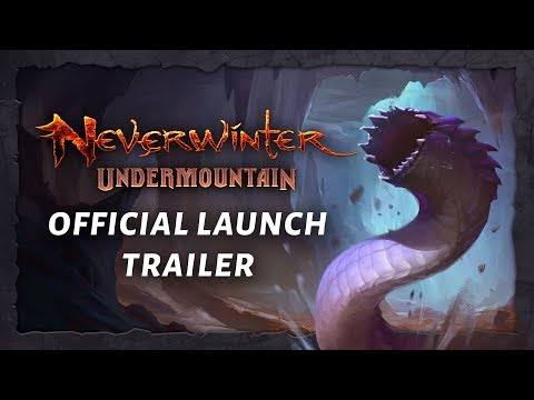 Neverwinter: Undermountain Launches with Big Things in Store for All