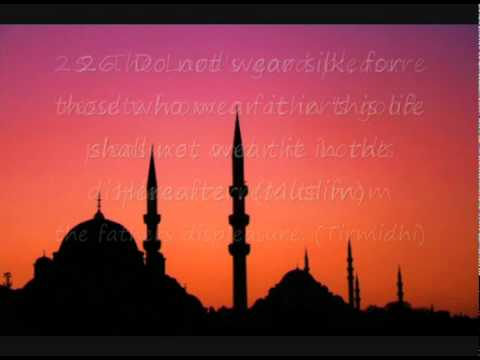 50 hadith from the prophet Muhammad (SAW).