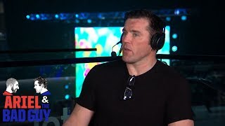 Chael Sonnen reacts to his Bellator 208 loss to Fedor Emelianenko   Ariel & The Bad Guy