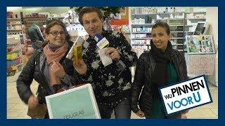 Decemberkriebels - Douglas - Shoppingcenter Overvecht