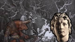 9 кругов ада по Данте