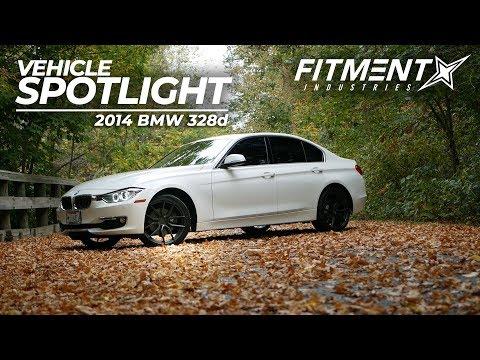 2014 BMW 328d on XXR Wheels