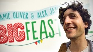 Feel my Jamie Oliver's Big Feastival in 2s shots ¦
