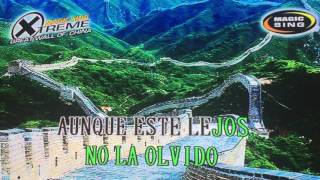 A Donde Voy by Jon Secada - Karaoke