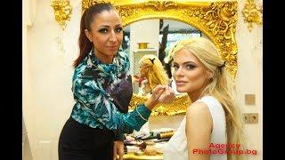 Мис България  Вероника Стефанова откри салон за красота