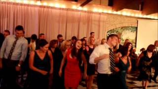Wedding Flash Dance - Let the good times roll