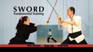 Sword Fundamental Training (YMAA Jian) Dr. Yang, Jwing-Ming
