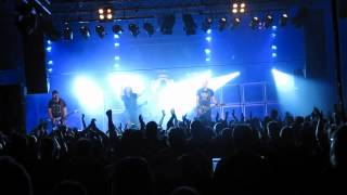 Accept - No Shelter (Live)