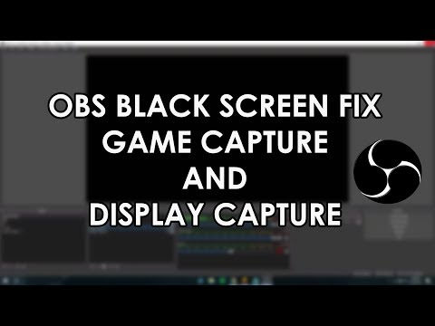 Download Obs Studio Black Screen Game Capture Fix 2019 Video 3GP Mp4