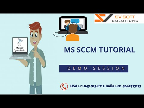 SCCM 2016 Online Training In UAE | MS SCCM Training in UAE ...