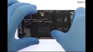 فك وتركيب هاتف ايفون اكس Iphone X
