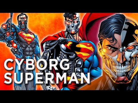 Cyborg Superman: 5 Comic Book Facts You Should Know