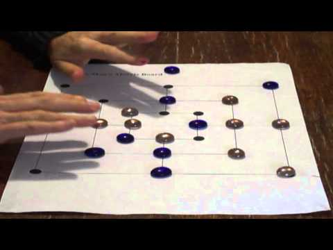 How to Play Nine Men's Morris