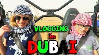 Vlogging In DUBAI