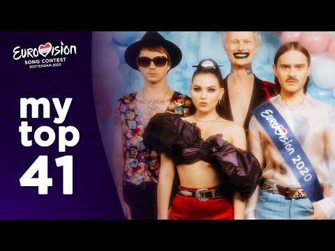 Eurovision 2020: TOP 41