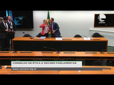 Conselho de Ética e Decoro Parlamentar  - 04/12/2019 - 21h54