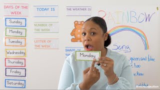 Monday - Preschool Circle Time - Learn at Home - Monday 3/23