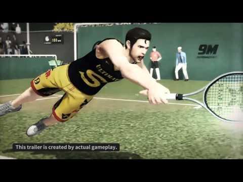 Vidéo Ultimate Tennis