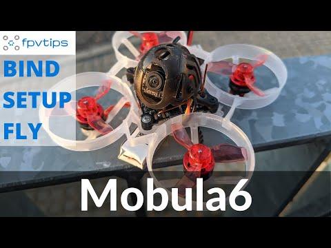 Happymodel Mobula6 - Review, binding, COMPLETE SETUP, JESC 48 kHz MOD | BEST WHOOP WINTER 2020