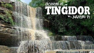 Conheça o Piauí: Cachoeira do Tingidor