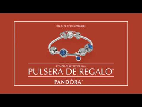 Pandora Promoción Black Weekend