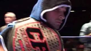 Karlos Vemola - UK Cage Fighting Legend