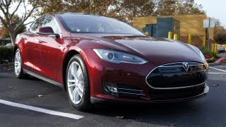 Tested Test: the Tesla Model S Electric Car