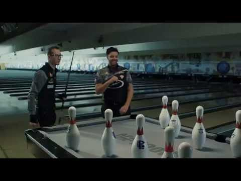 Bowling Tricks and Pool Shots