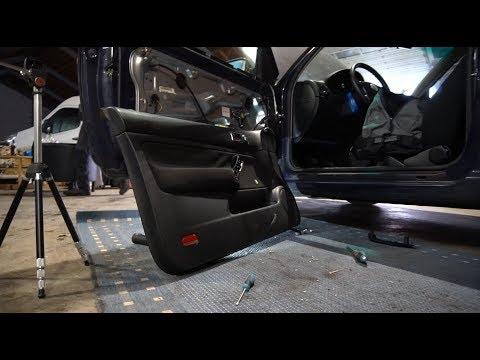 VW GOLF 4 TÜRVERKLEIDUNG AUSBAUEN / DEMONTIEREN TUTORIAL