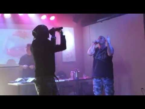 Titan & Kaashif Iman opening for YDB of the Wu Tang
