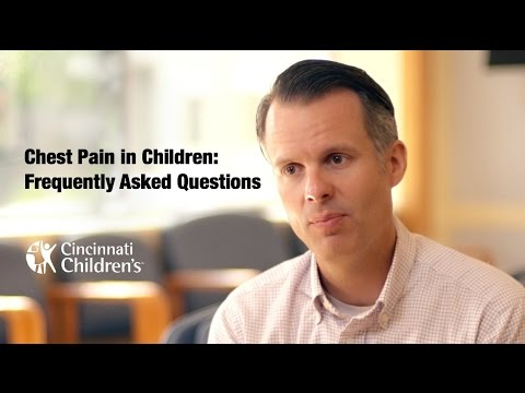 Chest Pain in Children: 6 Questions for Parents to Ask