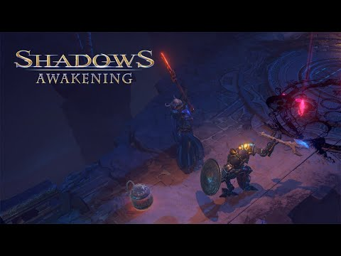 Shadows Awakening DLC: The Chromaton Chronicles - Trailer (US) thumbnail