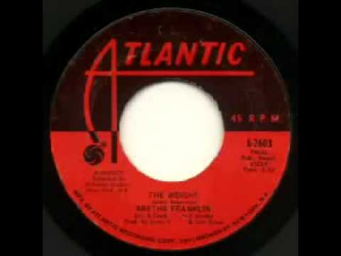 "Aretha Franklin - ""The Weight"""