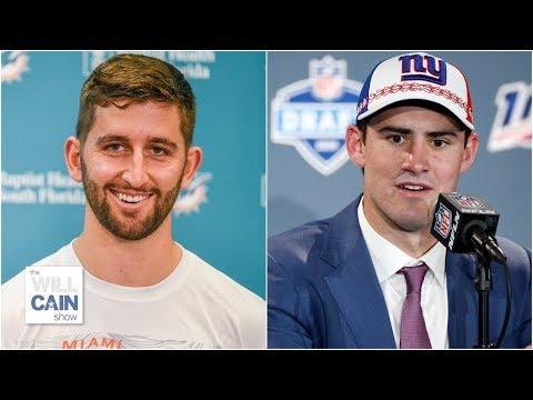 Daniel Jones wasn't the only impressive NFL QB in Preseason Week 1 | The Will Cain Show