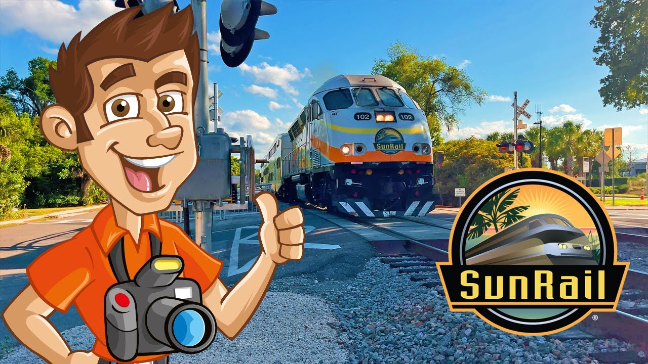 A Ride on the SunRail: Part Three