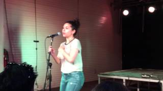 Alessia Cara- Four Pink Walls in Corpus Christi