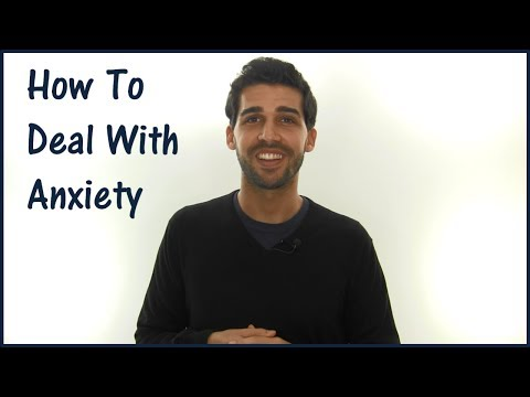 Video How To Deal With Anxiety - Immediate Anxiety Relief