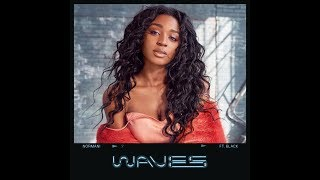 Waves (feat. 6LACK) (Clean Radio Edit) (Audio)   Normani