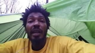 The Blackalachian- Day 2 part 1 Appalachian Trail thru hike