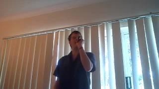 "Me singing ""Only Women Bleed"" by John Farnham"
