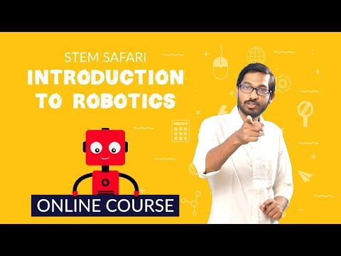 Introduction to Robotics Course | Offerings - Courses - YouTube