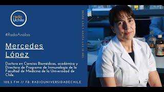 """Dra. Mercedes López: """"Hay que aprovechar este momento para cambiar la estrategia sanitaria"""""""