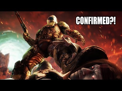 Did They Just Confirmed The Doom Slayer For M0rtal K0mbat?!