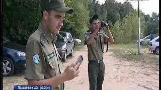 Татарстанские экологи провели рейд в прибрежных зонах Лаишевского района
