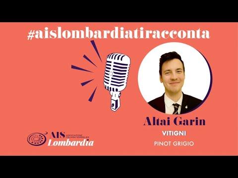 #aislombardiatiracconta - Vitigni - Pinot grigio
